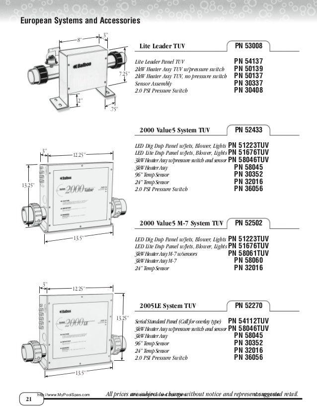 Balboa 51219 Wiring Diagram. . Wiring Diagram on