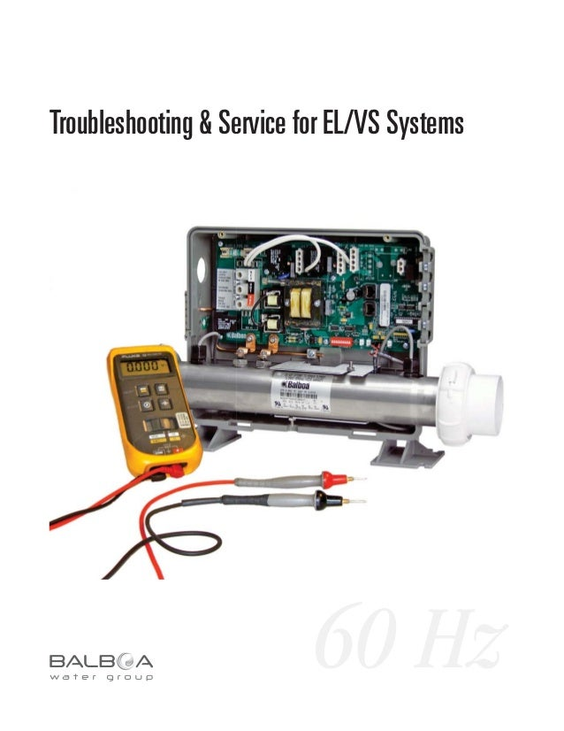 balboa manualtroubleshootingandservice revatroubleshooting \u0026 service for el vs systems