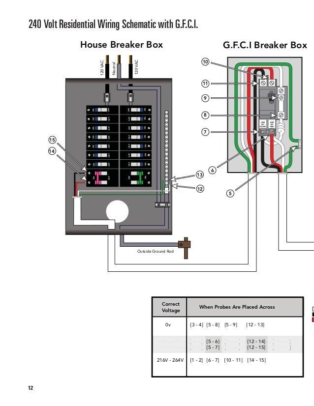 basic wiring diagram 110