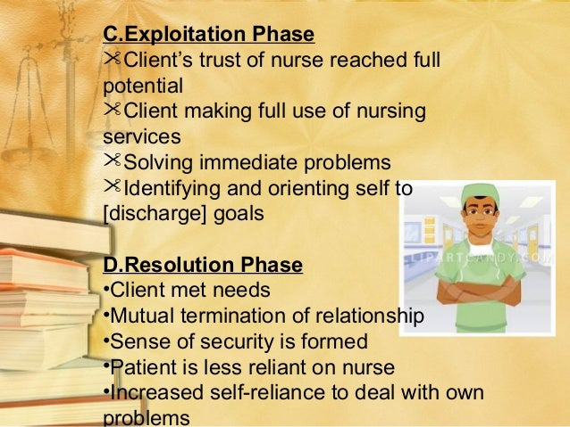 Both are sequential and focus on therapeutic relationship. Both use problem solving techniques for the nurse and patient...