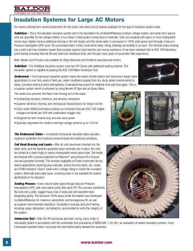electric motor handbook pdf