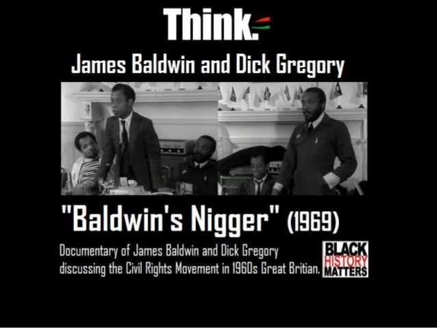 James Baldwin and Dick Gregory| Baldwin's Nigger (1969)