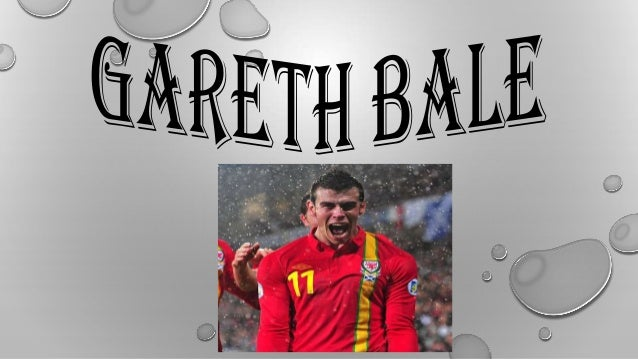 • GARETH FRANK BALE IS A WELSH FOOTBALLER WHO PLAYS FOR SPANISH LA LIGA CLUB REAL MADRID AND THE WALES NATIONAL TEAM AS A ...