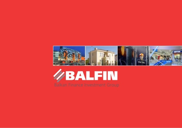 Balfin Group represents a reliable and firm partner in all its operating markets. It duly offers an extensive experience a...