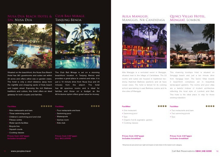 travel brochure examples for kids