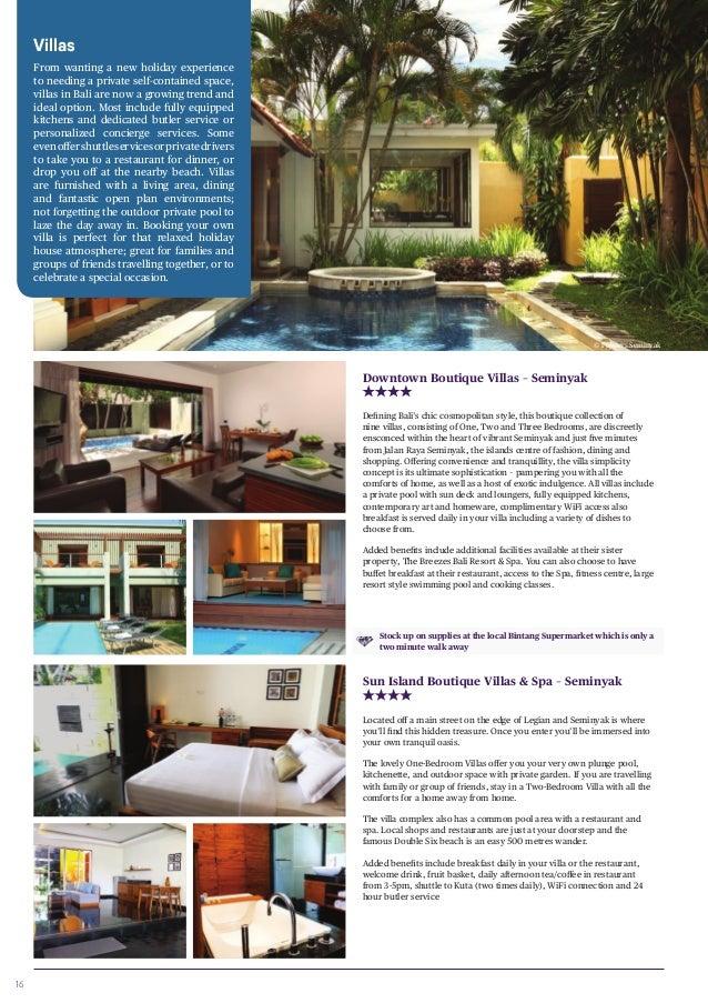 Bali brochure 2017