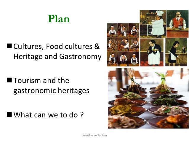 From Gastronomic Heritage To Food Studies