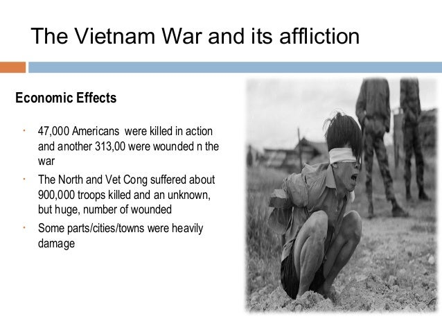 The War's Effect on the Vietnamese Land and People