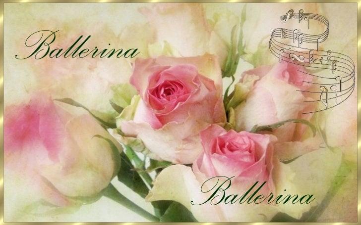 Ballerina            Ballerina