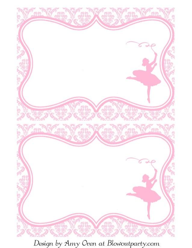 Ballerina party-free-printable-invitation