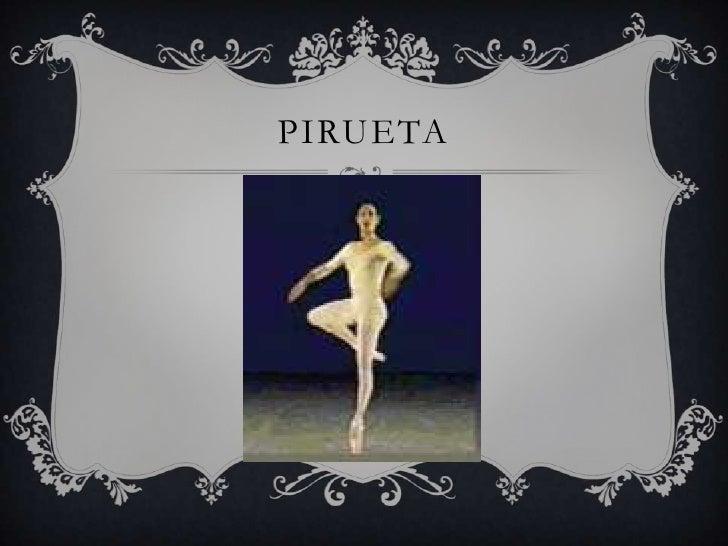 PIRUETA