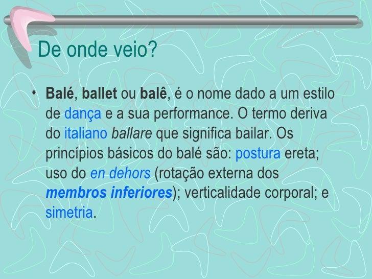 Ballet Slide 2