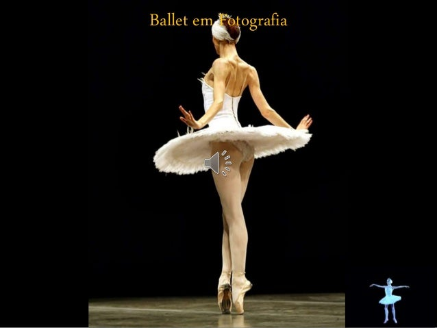 Ballet em Fotografia