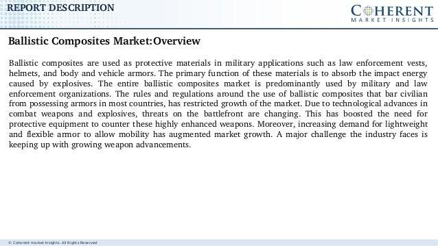 Ballistic composites market Slide 2