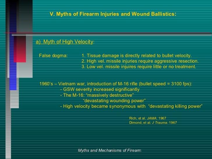 Shotgun Wound Ballistics - ResearchGate