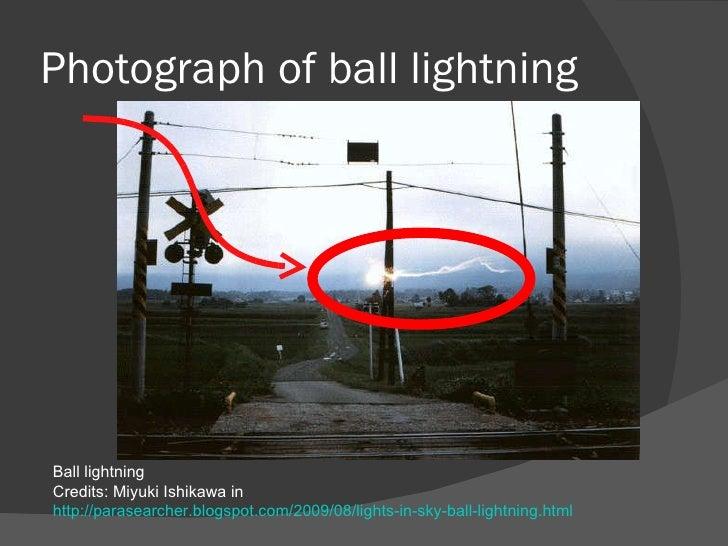 ball lightning ace
