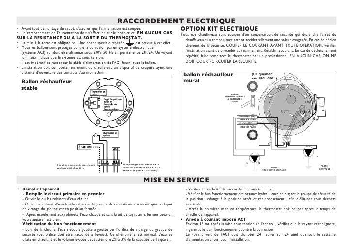ballon electrique atlantic. Black Bedroom Furniture Sets. Home Design Ideas