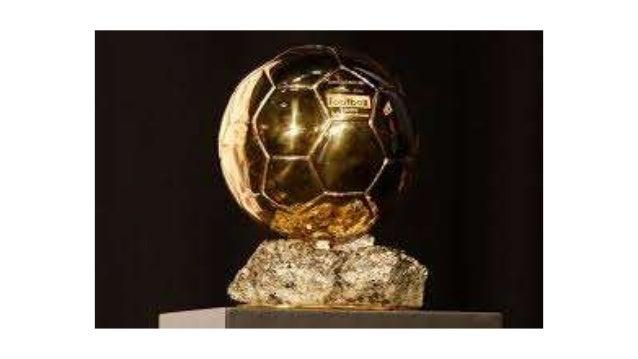 Ballon d'Or Slide 2