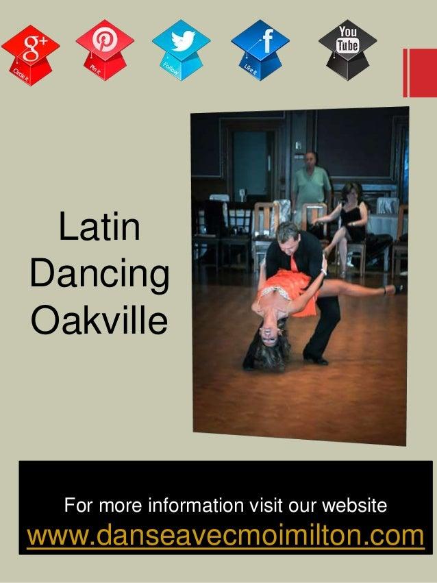 For more information visit our website www.danseavecmoimilton.com Latin Dancing Oakville