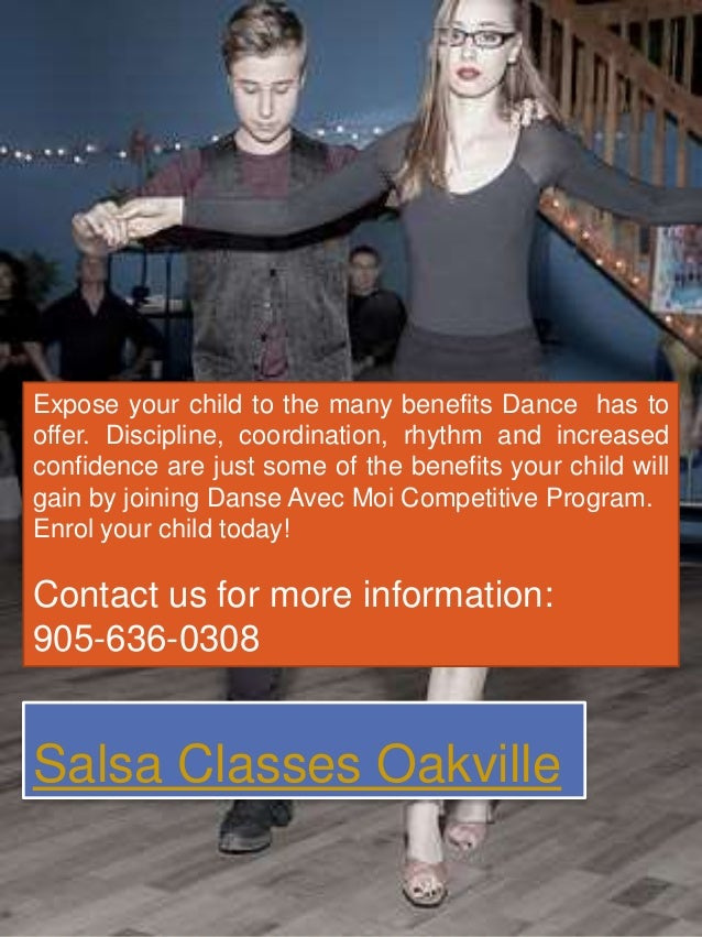 Salsa Classes Oakville Expose your child to the many benefits Dance has to offer. Discipline, coordination, rhythm and inc...
