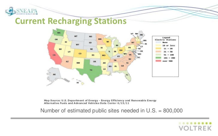 Advancing Electric Vehicle Charging Stations