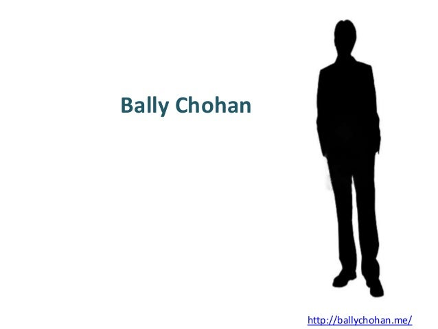 Bally Chohan http://ballychohan.me/