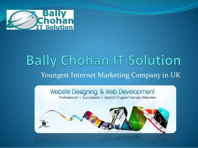 Youngest Internet Marketing Company in UK