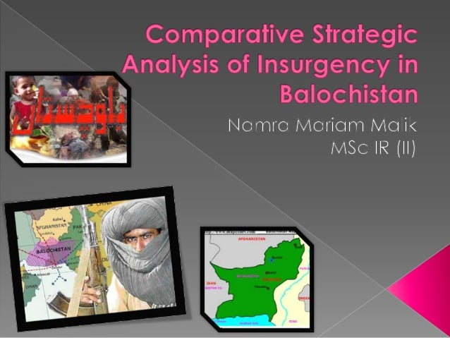 """""""Foreign hands in Balochistan insurgencies can be countered through positive engagements of Government of Pakistan"""""""