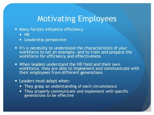 """Traditionalists  Authoritative leadership style  Value authoritative leadership and one who """"takes charge""""  Clearly out..."""
