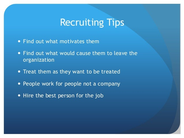 Recognition Tips  Recognition is personal. Find out preferences for type of recognition  Recognition is about people and...