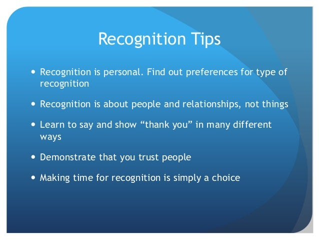 Productivity Tips  Ask people how they learn best  When people ask for tools to get the job done, provide those tools  ...