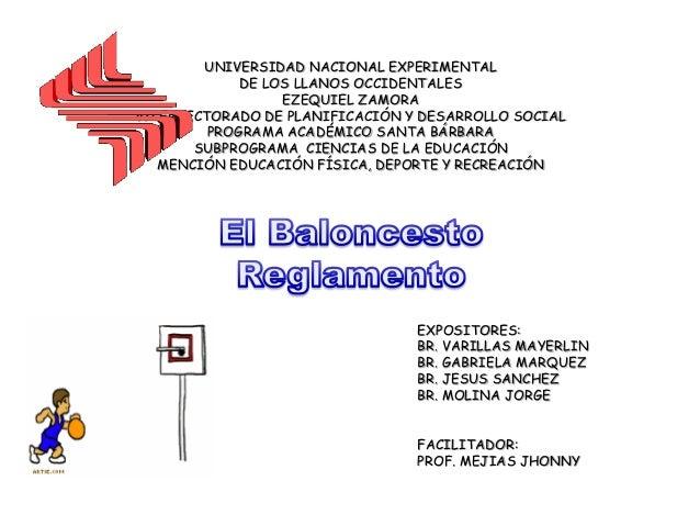 UNIVERSIDAD NACIONAL EXPERIMENTAL DE LOS LLANOS OCCIDENTALES EZEQUIEL ZAMORA VICERRECTORADO DE PLANIFICACIÓN Y DESARROLLO ...