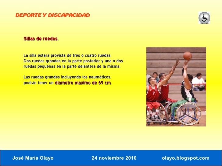 Baloncesto en silla de ruedas - Deportes en silla de ruedas ...