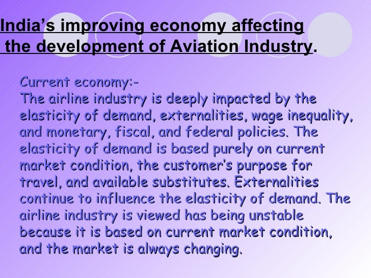 fiscal and monetary policies in the airline industry Airline operators bemoan fiscal, monetary policy regime  sub-committee on  proffering solutions to challenges facing the airline industry in nigeria the  report.