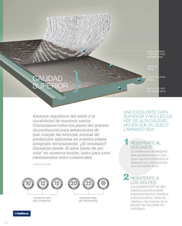 Catálogo Balterio