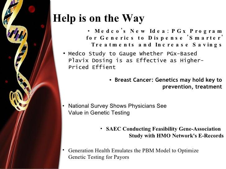 Medco plavix study