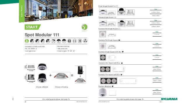 /LUMINAIRE LED Pipe 1500/1500LM 17/W 4/K Sylvania Pipe/