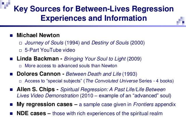Douglas Kinney presentation Between-Lives Regression 07.08.14