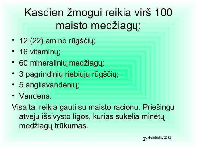 Juozas Ruolia: Ką valgyti susirgus vėžiu Slide 2