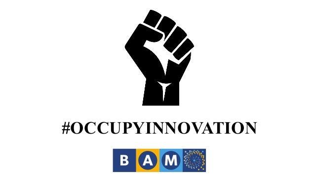 @moodimahmoudi #OCCUPYINNOVATION