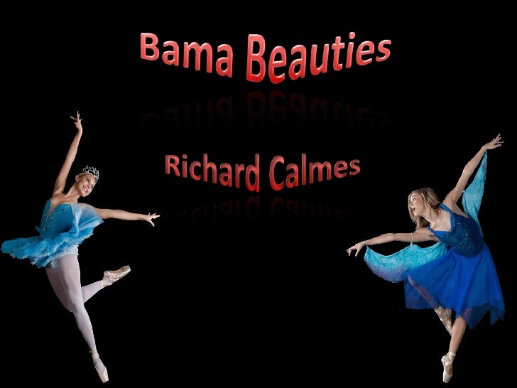 Bama Beauties<br />Richard Calmes<br />