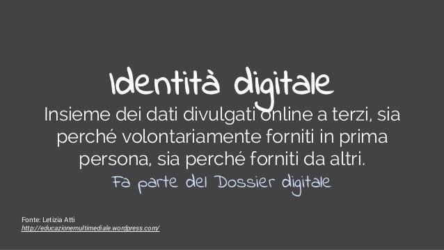 Tutti in rete... (Introduzione al mondo dei social network)
