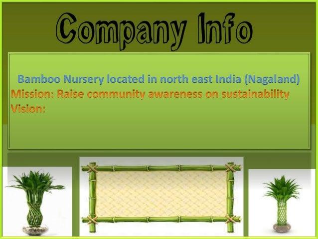 nursery business plan
