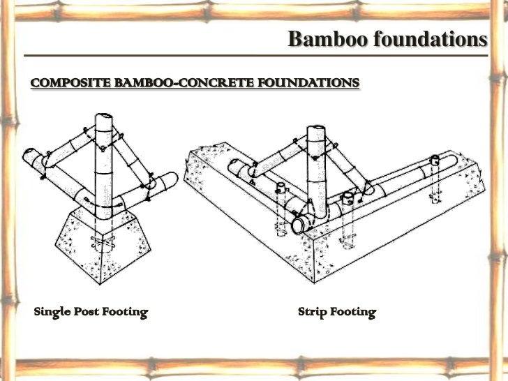 Bamboo construction (final ppt)