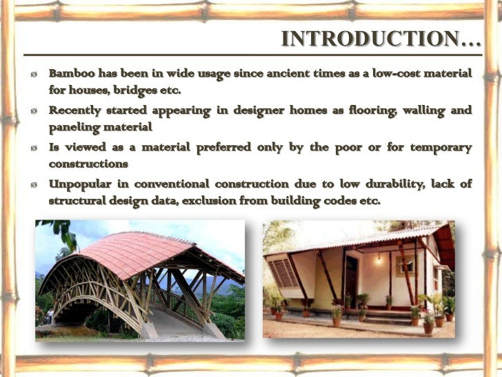 Introduction To Building Material And Construction
