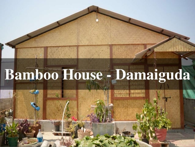 Bamboo House - Damaiguda