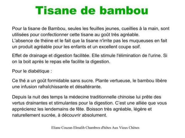 Le Bambou