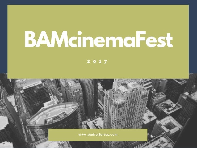 What You'll See At This Year's BAMcinemaFest | Village Voice