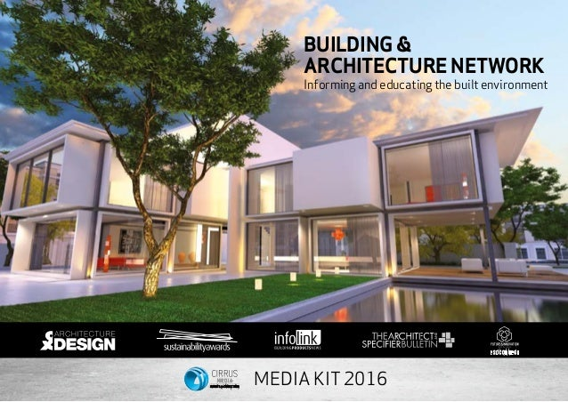 Architecture Design Kit architecture & design media kit 2016