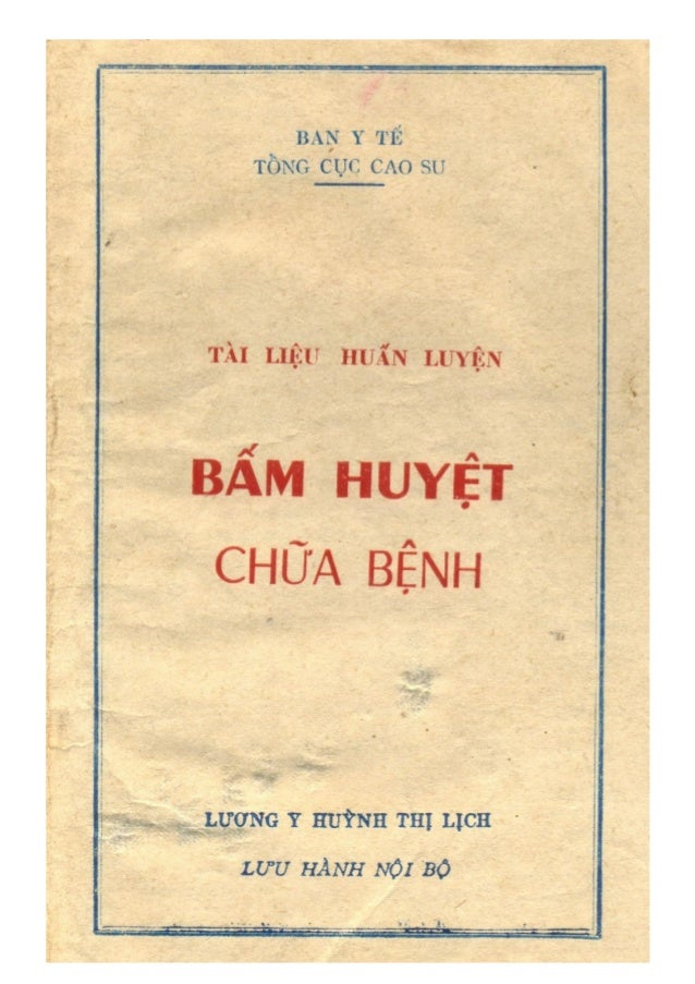 Bam huyet thap thu dao luong y huynh thi lich